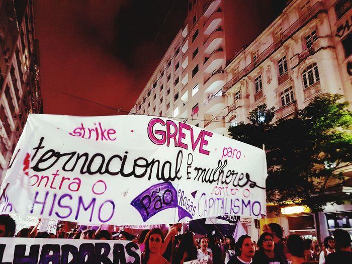 Resist Social Moviments 8March Marches