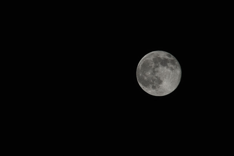 Supermoon Full