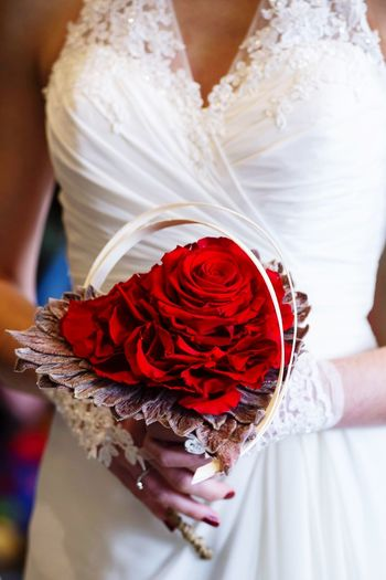 Bride holding a heart-shaped bouquet Work Nikon Nikonphotography Lifestyles Streetphotography Portrait Nikonphotographer Colors Flowers Bride Human Hand Wedding Dress Flower Women Females Red Young Women Ceremony Wedding Wedding Ceremony Romance Falling In Love