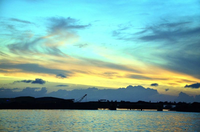 Losari Beach Sunsetlover Silhoutte