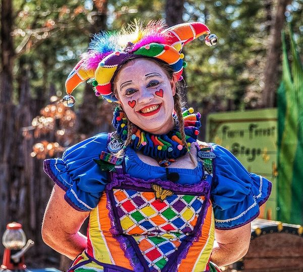 Jester  Clown Court Jester Renaissance Festival Canon7dMK2 Texas Sherwood Forest Faire EyeEmTexas Peoplephotography EventPhotography