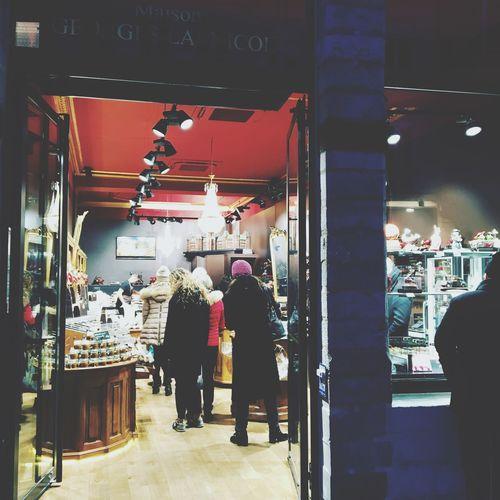 Rue Esquarmoise Confiserie Chocolat