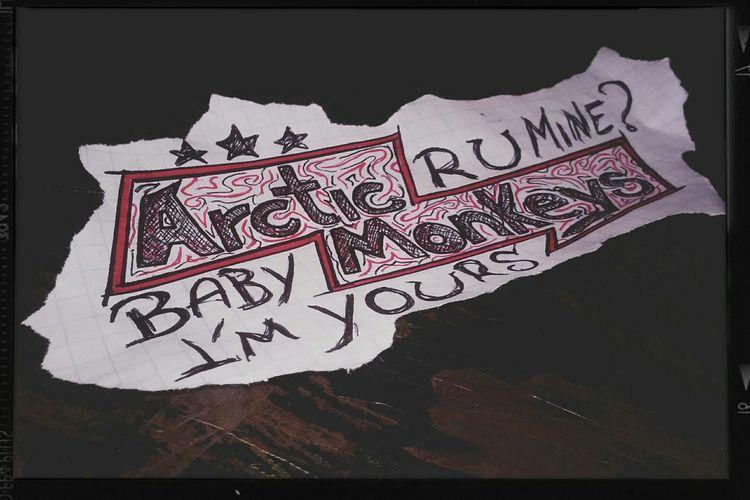 Arctic Monkeys R U Mine? Baby I'm Yours Erick❤