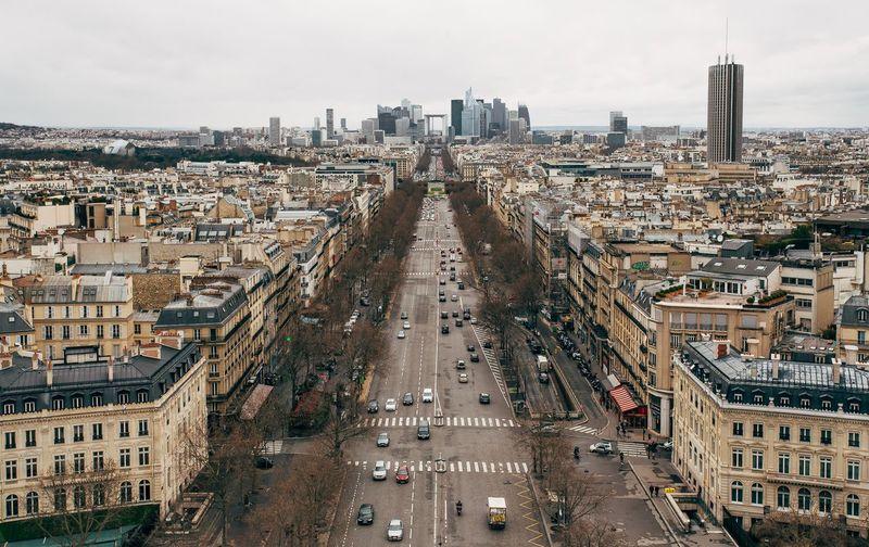 landscaped City