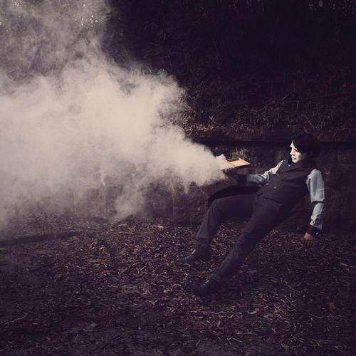 誰都想打開令人好奇的盒子 Fine Art Photography Box Fairytale  BoShiuan Shiuanphoto Fog