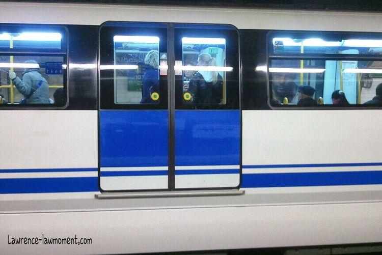 Metro Blue