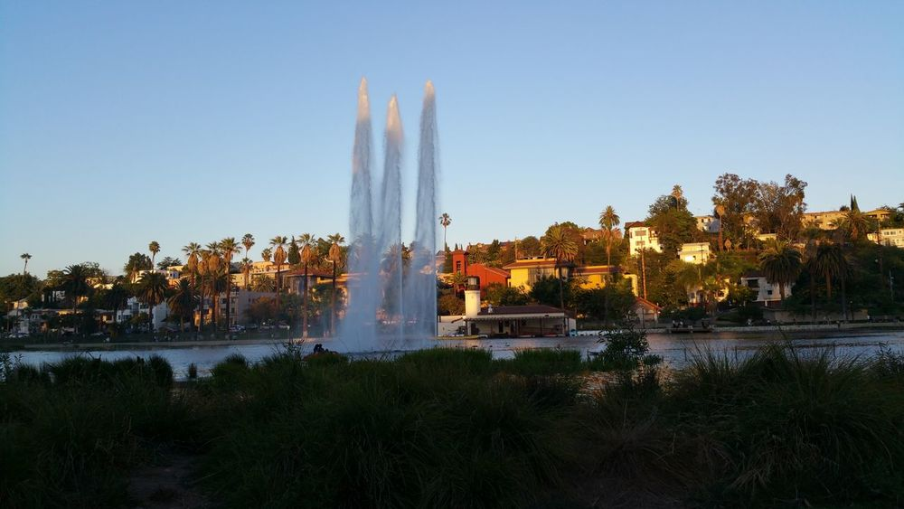 Echo Park  Taking Photos Enjoying The View Landscape_Collection Landscape The Weeknd