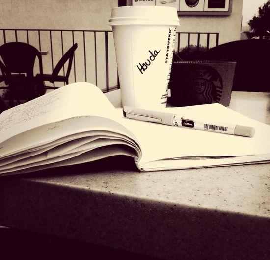 Taking break coffee!!☕️