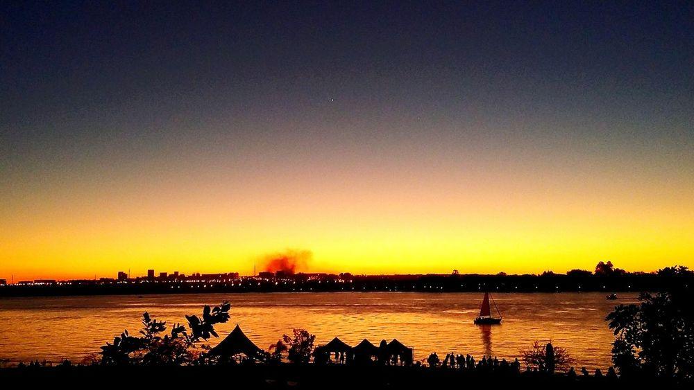 Ermidadombosco Sunset Brasília Cerrado Sky