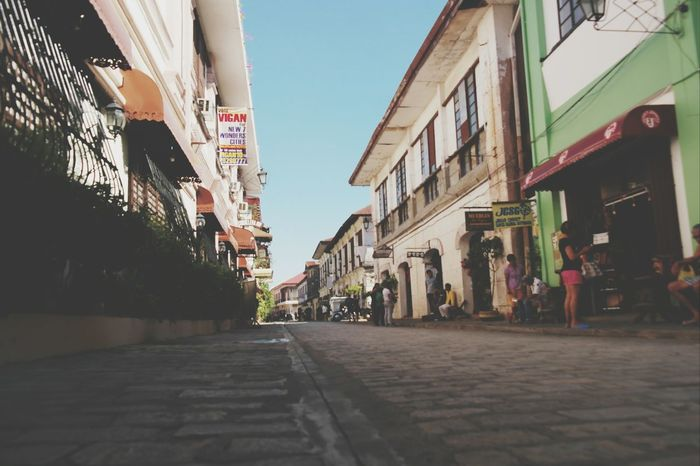 RePicture Learning Reading about history is one thing, being at the place where history was made is another thing. Backpacking to Calle Crisologo in Vigan City helped learn and appreciate our culture and history more.