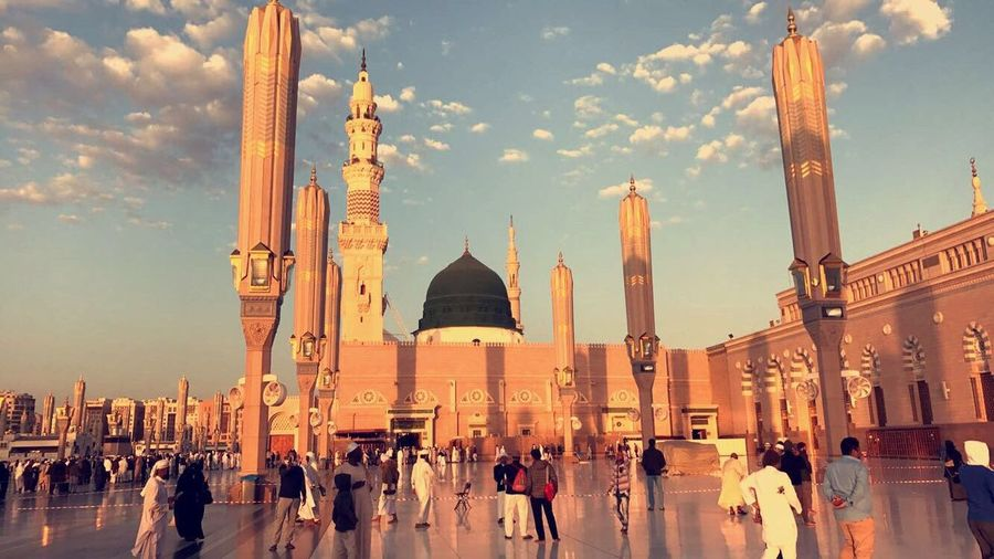 Almadinah_city المدينه المنوره  First Eyeem Photo