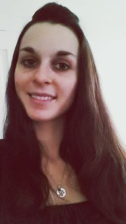 ✌ Selfie Smile Brunette Love