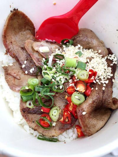 Nasi Lidah Brunch Makan Siang Di Sabtuabtu yang panaaasssss