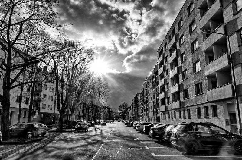 Autos Black&white Car Nürnberg Reflections On Cars Reflektion Reflektionen Auf Autos Relfections Schwarz Weiß Street Streetphotography Sun Winter