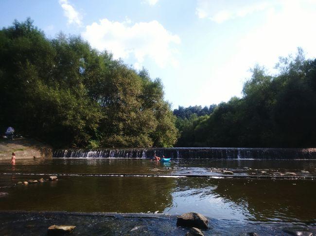 Wisla River Wodospad Holidays ☀