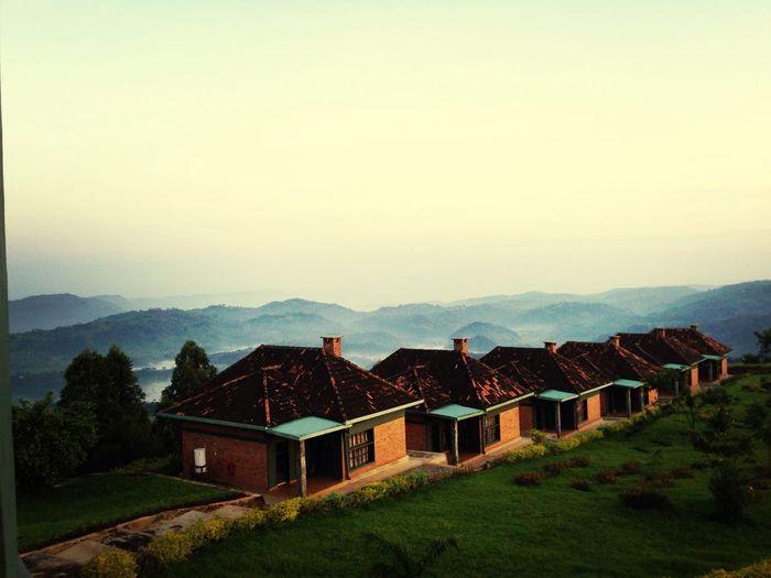 Lake Kivu sunrise