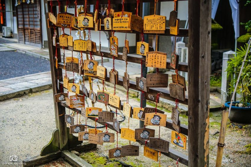 2015  Abundance Choice Close-up Communication Day Hanging Hope Japan Japan Photography Kyoto Kyoto, Japan Kyoto,japan Large Group Of Objects No People Outdoors Sunlight Travel Travel In Japan Travel Photography