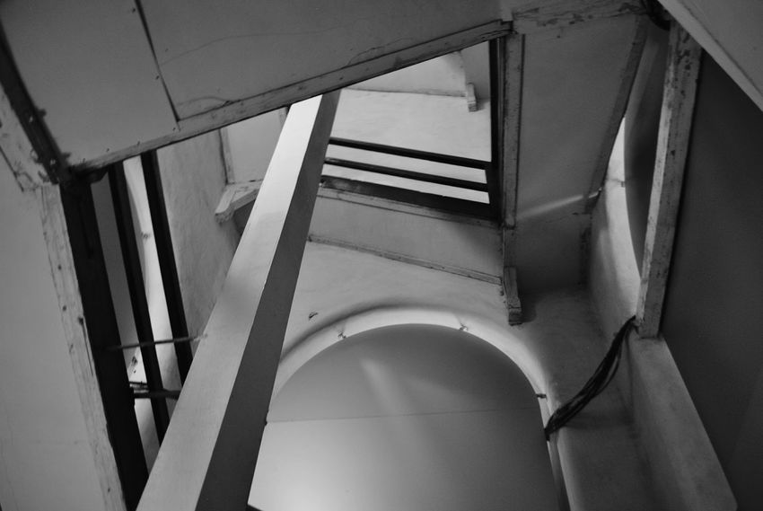 Spiral Staircase Staircase Architecture Built Structure Spiral Railing Stairs