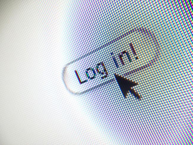 Arrow Button Clicking Close-up Computer Monitor Computer Screen Cursor Internet Log In Log On Logging In Macro Mouse Arrow Online  Pixel Screen Screen Shot Web Button Website
