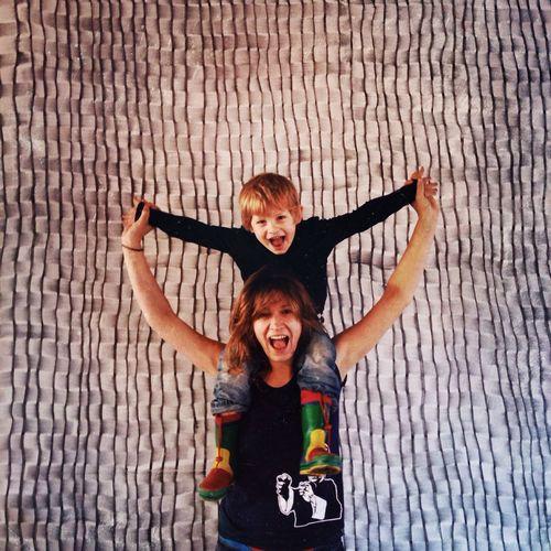 Have fun kids. Mextures Portrait Shootermag AMPt_community