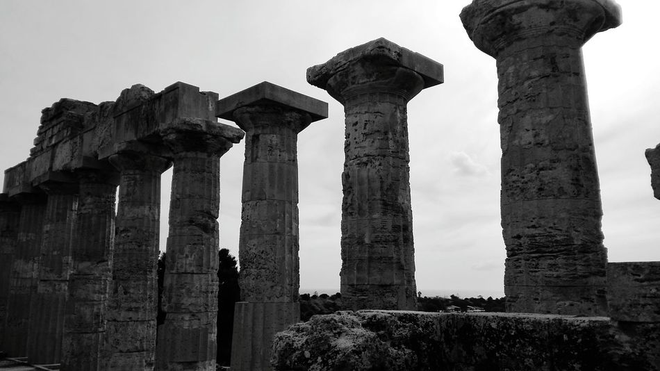 Old Ruin Ancient History Ancient Civilization Archaeology Architectural Column The Past Architecture Tourism