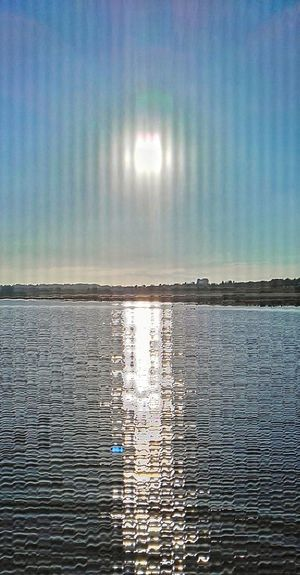 Beautiful Evening Sky HauweiP8camera Not Focusing Help Unintentional Edit