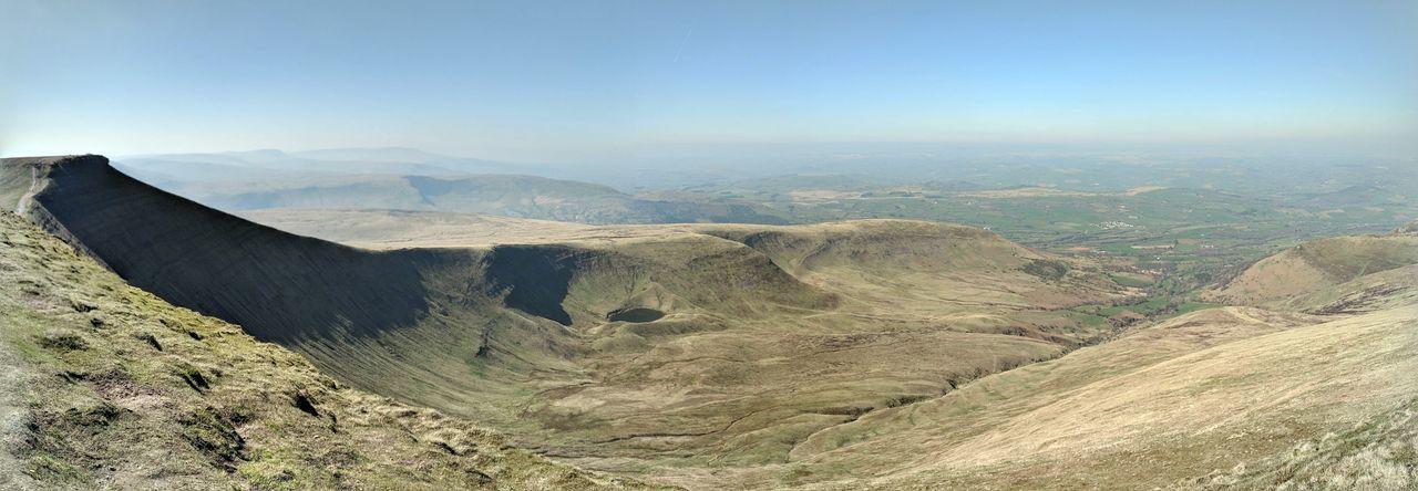 Brecon Panorama