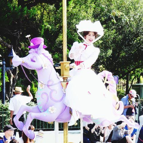 Mary Poppins Tokyo Disneyland