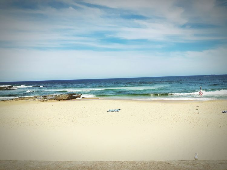 What a beach !! Newcastle Beach Hot Beatiful Love It Oz Australia Lovephotography  Samsungphotography Relaxing Hello World Goodphoto Whats Your View ? Young Travel