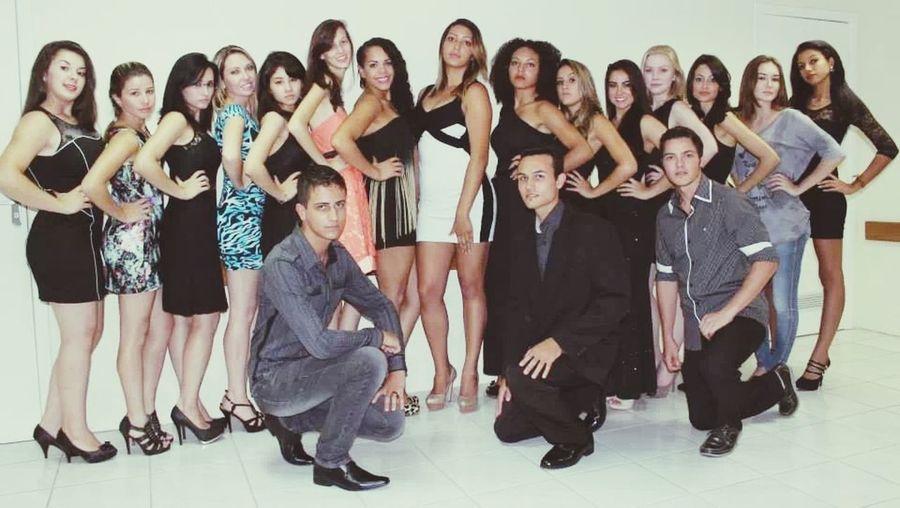 Models !:) GrupoTop Friends Ensaio