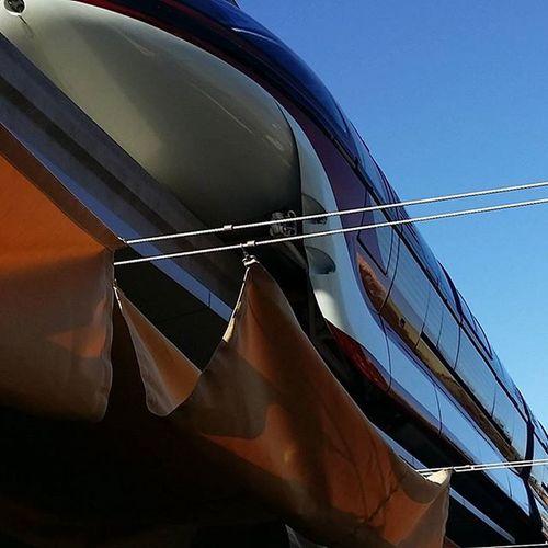 Monorail  DCA Soarinovercalifornia Disney