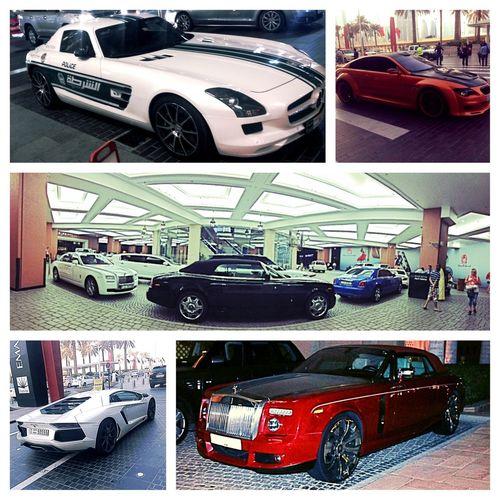 A Day in Dubai United Arab Emirates Car Mercedes Rolls Royce Fashion Check This Out Lamborghini Bmw