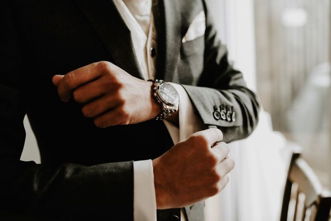 beauty in details EyeEm Selects Midsection Human Hand Wristwatch Men One Person Indoors  Close-up Finger Ring Day