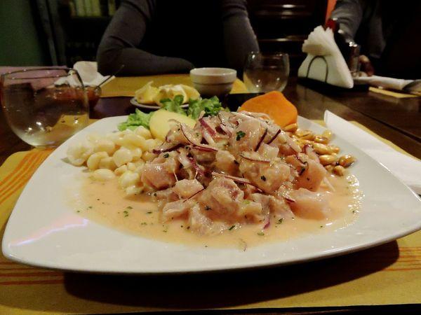 Food Encebollado Latino Peruano Relaxing Enjoying Life