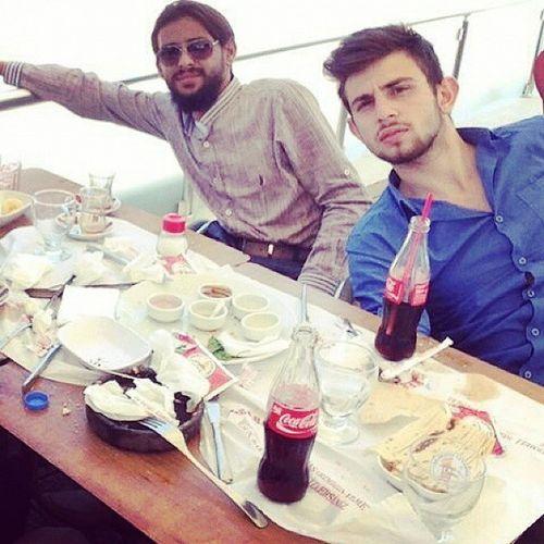 Kahvaltı Cocacola Uzunlar Love @haci_bumbala