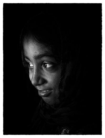 Fatima #Black&White #blackandwhite #girl #muslim #pakistan #people #portrait #portraits #moodygrams #portraits_ig #portraitphotography #portrait_perfection #moodyports #snowisblack #portraitphotographer #portraitgame #portrait_shots #bleachmyfilm #portraitmood #featurepalette #ftmedd 🇹🇳 Childhood Headshot One Person Portrait Real People Smiling Young Adult First Eyeem Photo