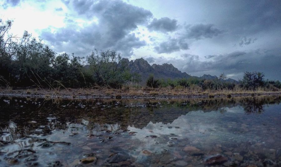 Monsoon season in the desert Organ Mountains LasCruces Outdoors Naturelovers Ameturephotographer Desert Beauty Las Cruces Beauty In Nature Mountain View Nm Canonphotography Canonphotographer Ameturephotography New Mexico
