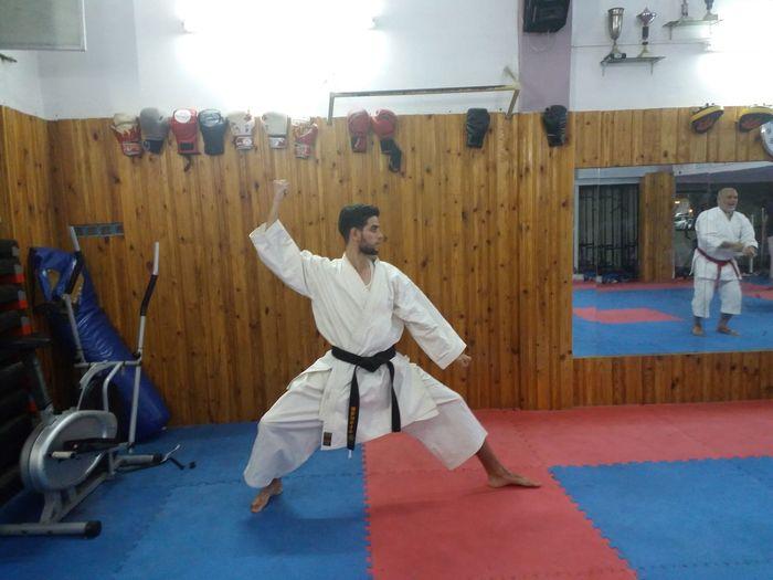Karaté ! Bestsellers Bestsellers Blackbelt Dojo Full Length Gym Health Club Karate Morocco Oss Oujda Shotokan Sport