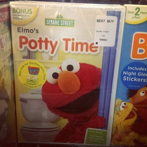 Pottytime FOR ALL THE CRAP THAT PEOPLE LOVE TO SHOVEL :P