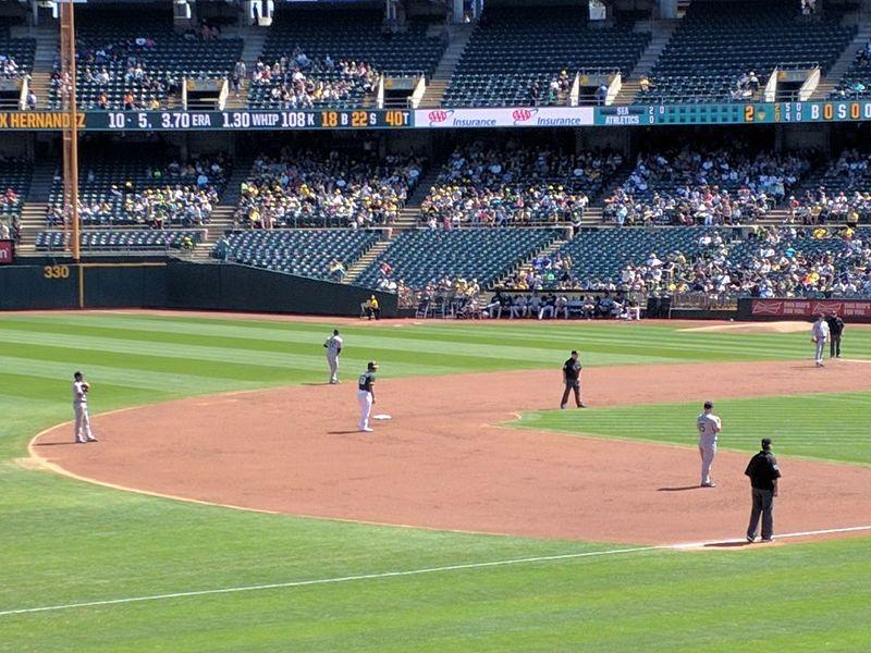 Oakland A's Game 2016© Oakland A's OaklandAthletics Oakland, CA Americas Pastime Baseball Photography Play Ball! Outdoor Photography