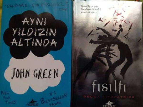 Fısıltı Books ♥ Aynı Yıldızın Altında <3 ♥♥♥