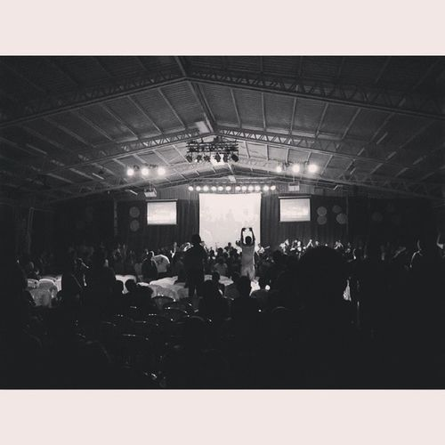 Ultima noche Campa Noise2014 ChurchOfGod