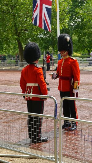 Costume Cultures Guards London Men Red Tradition Uniform Working
