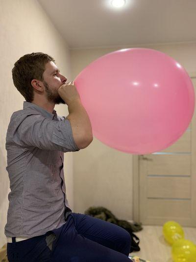 Balloon Indoors