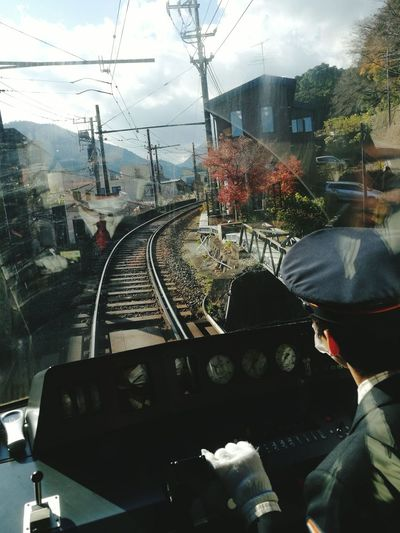 Transportation Mode Of Transport Outdoors 箱根 箱根登山鉄道 箱根登山電車