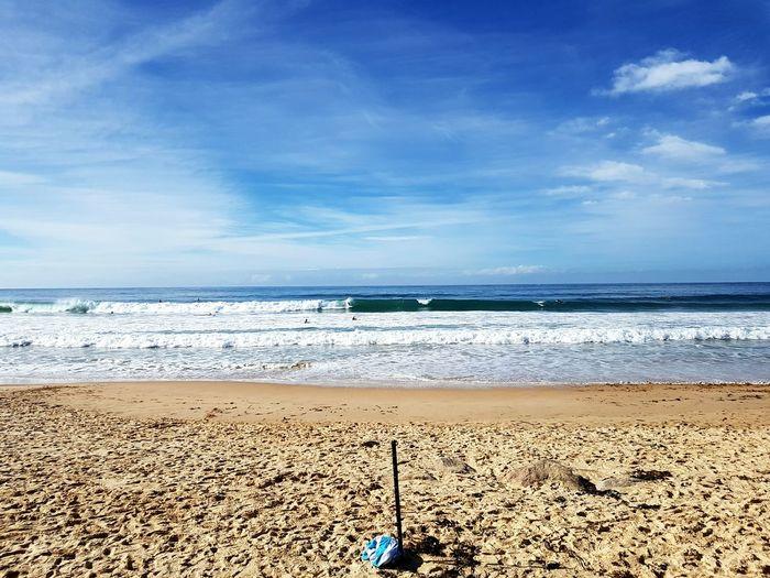 Adventure Club Manly Beach Sydney Ocean Waves Beach Sand Sunny