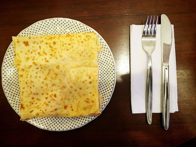 Food Crêpes Crepe Crêperie Crepes! ^_^ Food French Frenchfood French Food Plate Meal Lunch