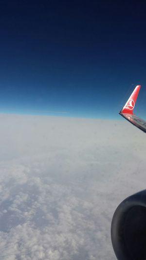 BackToBelgium ✈️ :( Sky And Clouds Beautiful ♥ Enjoying The Flight ✈ Eyembestshots Nofilterneeded