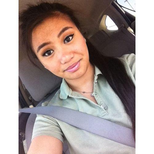 Ready for work? Closing Shift Makeup Done javavegas goldcoast friday money filipino filipina instadaily
