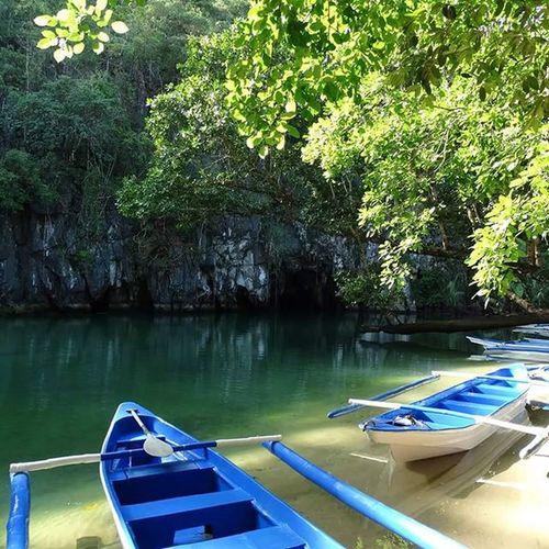 Philippines Itsmorefuninthephilippines Travel Undergroundriver Naturalwonderoftheworld